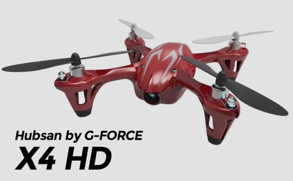Hubsan by G-FORCE X4 HD